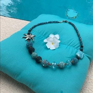 Handcrafted beautiful Turquoise color gem